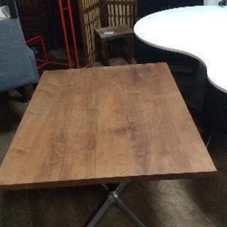 ②【中古品】木製テーブル