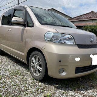 【ネット決済】トヨタ ポルテ 4WD H21年 車検R4年4月2...