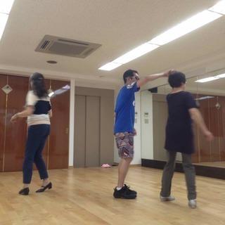 新宿曙橋 少人数制 初めての社交ダンス 4回で踊れるようになっち...
