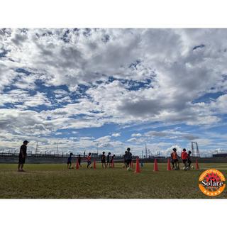 東大阪市で活動しているFCソラールで小学生の選手募集