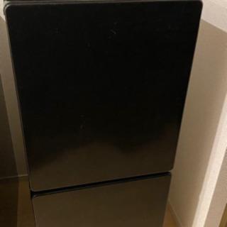 本日午前中限定価格! モリタ 冷蔵庫 ブラック 日本製
