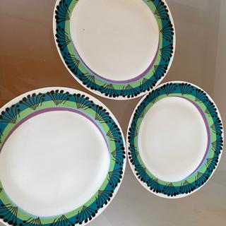 フライングタイガー 平皿