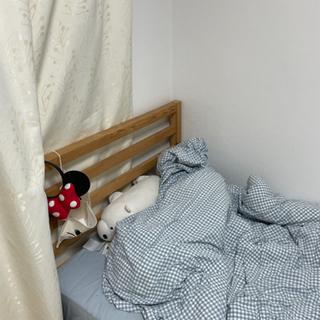 無料 IKEA ベッド