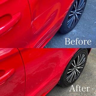 車両の傷や凹み修理 板金塗装