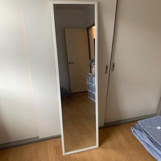 【ネット決済・配送可】姿鏡