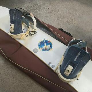 スノーボード(BURTON)、ブーツ(SALOMON) − 佐賀県