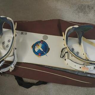 スノーボード(BURTON)、ブーツ(SALOMON) - 家電