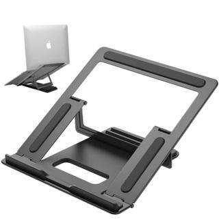 【新品】ノートパソコン 折りたたみ式  高さ・角度調整可能 アル...