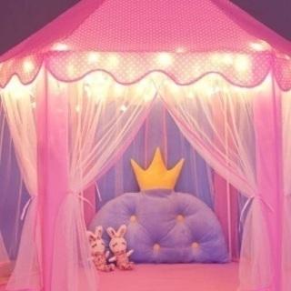 子供用テント お城 プリンセス