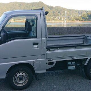 軽トラ スバル サンバー 5MT 平成14年式 タイミングベルト...
