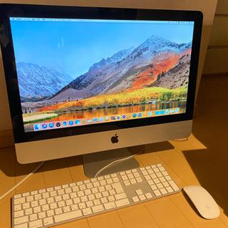 【ネット決済・配送可】Macパソコン iMac 中古品