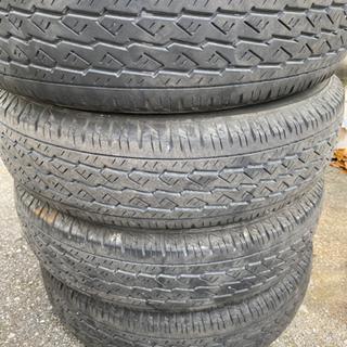 貨物タイヤ4本セット ブリヂストン