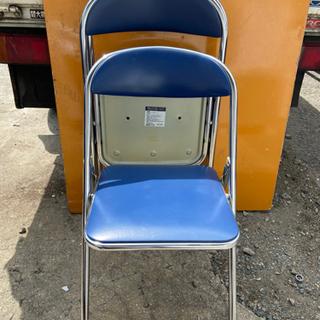 パイプ椅子 KOKUYO 1脚300円