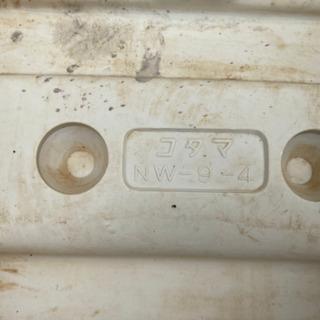 🌷軽トラックに!苗箱運搬 田んぼコダマ NW-9-4 5個セット【農機具買取アールワン田川】 - 売ります・あげます