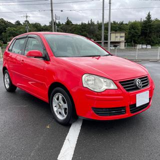 総額17.8万円 Volkswagen ポロ 1.4 コンフォートライン 車検2年付き 乗り出し総額です! 8万キロ台 機関良好 - 所沢市