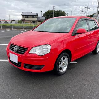 総額17.8万円 Volkswagen ポロ 1.4 コンフォートライン 車検2年付き 乗り出し総額です! 8万キロ台 機関良好の画像