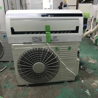 2016 Hitachi 10 畳。 無料のエアコンの設置