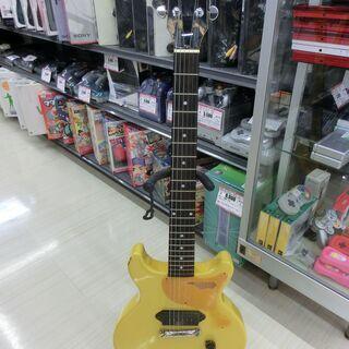 GRECO レスポール ジュニア DC エレキギター ジャンク品...