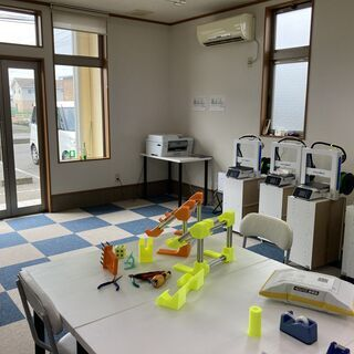 3Dプリンター体験教室 - 太田市