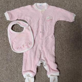 ファミリア 新生児服セット
