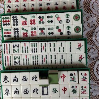 ベンツ社 麻雀牌