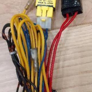 ミツバ ホーン用 バッテリー電源キット
