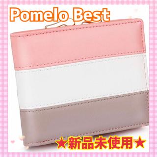 【新品】 二つ折り財布 レディース ミニ財布 がま口財布 …