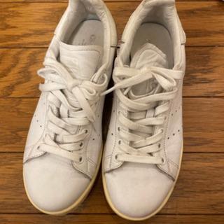 スタンスミス 23.5 ホワイト