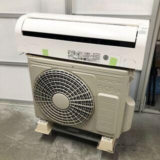 中古☆HITACHI ルームエアコン RAS-A22G 2018年製