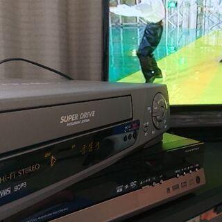 パナソニックビデオカセットレコーダー