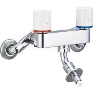 INAX SF-WL63RQA 緊急止水弁付2ハンドル混合…