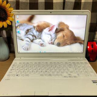 彡Aランク!NEC・Webカメラ内蔵・超高速i7第三/新品SSD...