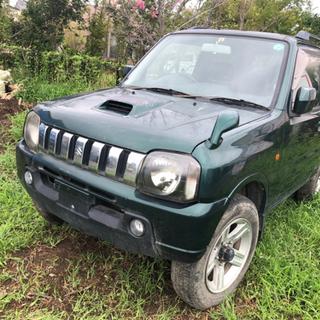ジムニーJB23-5型MT 4WD