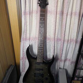 【ネット決済・配送可】FERNANDES ギター