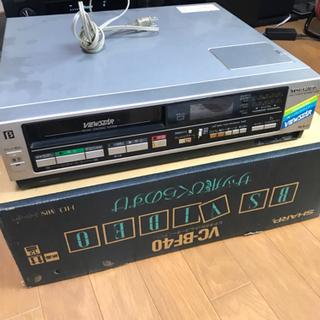 東芝・ビデオテープデッキ・VIEUSTAR・V-A10・ベータ方...