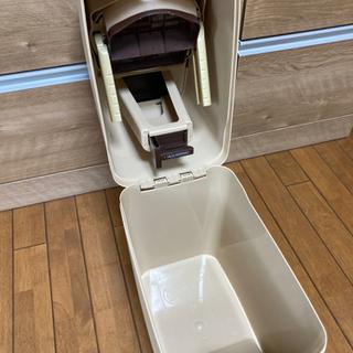アップリカ におわなくてポイ 消臭オムツ用ゴミ箱 - 子供用品