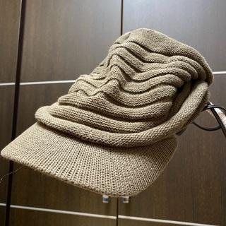 オールシーズンニット帽