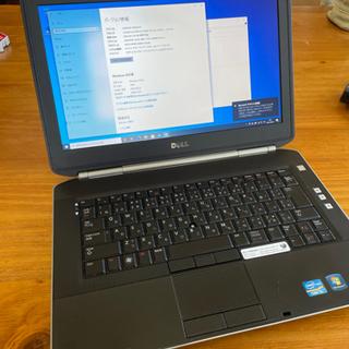 【ネット決済】Dell ノートPC i5-2520 メモリ8GB