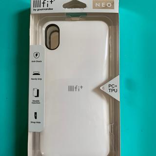 【ネット決済・配送可】イーフィットNEO iPhone XsMa...