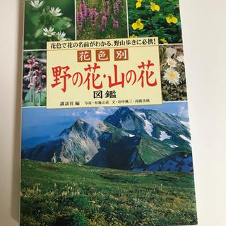 図鑑 植物 野の花 山の花