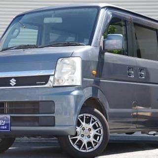 「月々約¥36,000-」スズキ エブリイワゴン 2WD JP