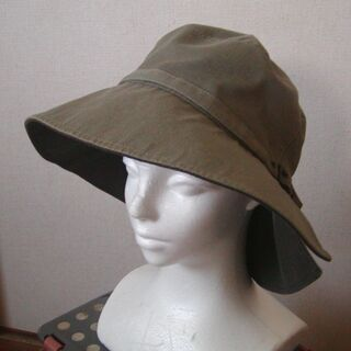 今の酷暑に最適!トレッキング用帽子