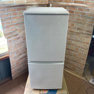 🌈SHARP 冷凍冷蔵庫137L SJ−D14C−W 2017年製