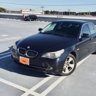 【ネット決済】綺麗《BMW 525i ハイライン》コミコミ価格!!