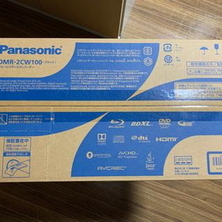 新品・未開封 Panasonic ブルーレイディスクレコーダー ...