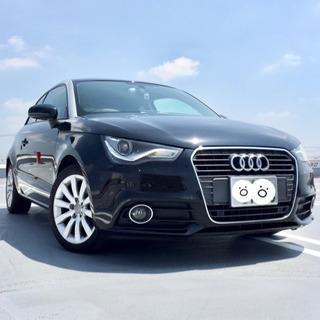 可愛いツートン《Audi A1》コミコミ価格!!