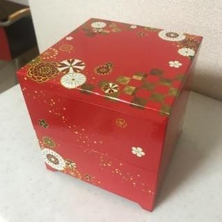 紙製の重箱