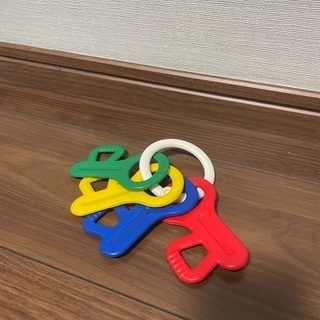 ボーネルンド カギ型おもちゃ
