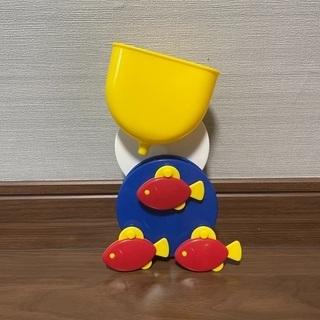 ボーネルンド お風呂用おもちゃ フィッシュホイール