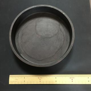 硯 蓋付 丸硯 丸形硯 円形硯 サイズ直径 約20cm - 豊田市